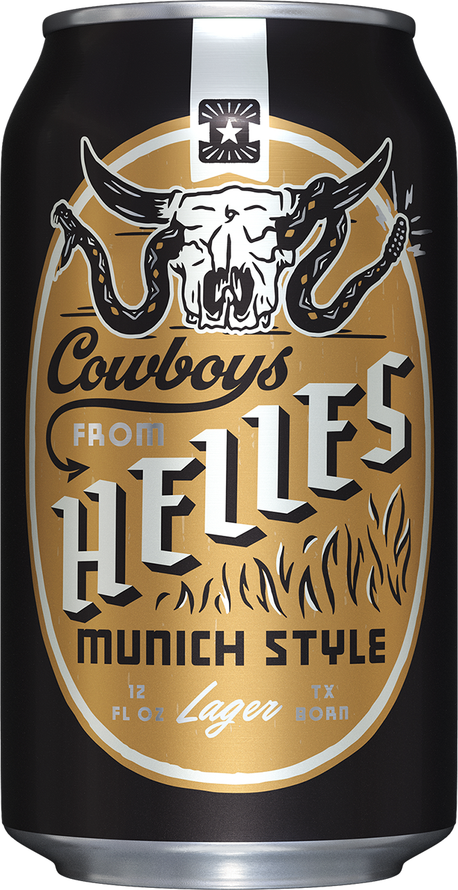 Cowboys From Helles