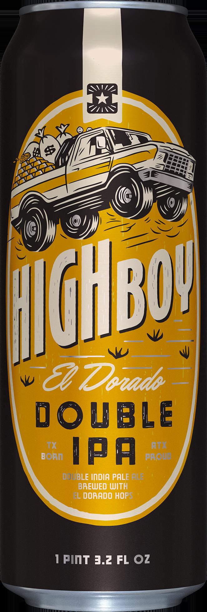 Highboy: El Dorado