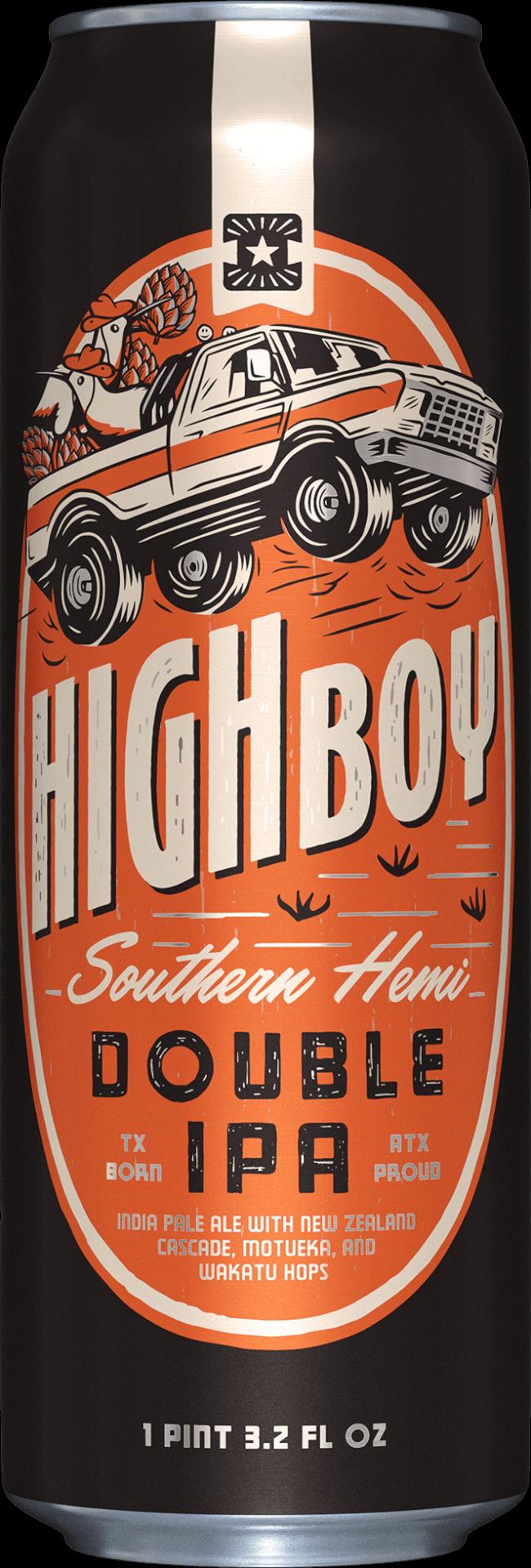 Highboy: Southern Hemi